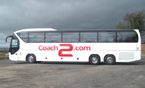 coach hire corporate