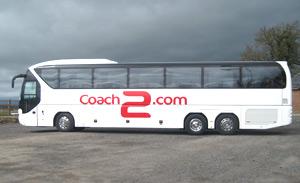 coach hire corporate