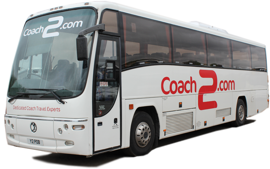 new addition to coach2 fleet